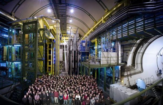 Źródło: CERN, The LHCb Collaboration