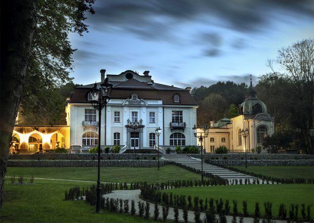 Pałac Goetza, Źródło: Urząd Gminy Brzesko.