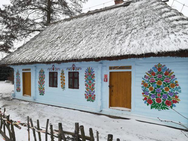Zalipie. Źródło: Tarnowski Klaster Przemysłowy S.A.